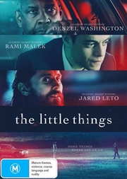 Little Things, The | DVD