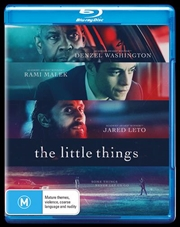 Little Things, The | Blu-ray