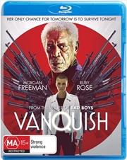 Vanquish | Blu-ray