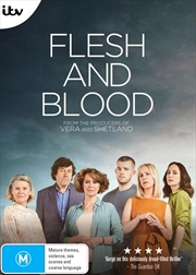 Flesh And Blood | DVD