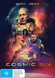 Cosmic Sin | DVD
