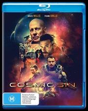 Cosmic Sin | Blu-ray