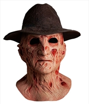 A Nightmare on Elm Street - Freddy Dream Master Mask & Hat | Apparel
