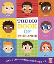Big Book of Feelings (First 100)   Board Book