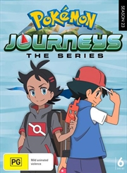 Pokemon Journeys | Complete Collection | DVD