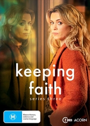 Keeping Faith - Series 3 | DVD