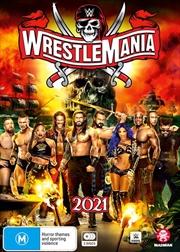 WWE - Wrestle Mania XXXVII | DVD