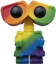 Wall-E - Wall-E Rainbow Pride Pop! Vinyl | Pop Vinyl