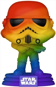 Star Wars - Stormtrooper Rainbow Pride Pop! Vinyl | Pop Vinyl