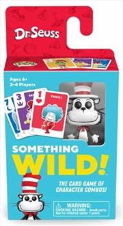 Dr Seuss - Something Wild Card Game | Merchandise
