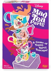 Alice in Wonderland - Mad Tea Party Game | Merchandise