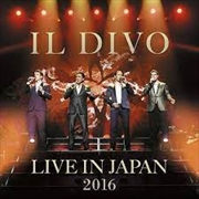 Live In Japan 2016 - Special Edition | CD