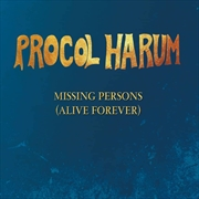 Missing Persons - Alive Forever | CD