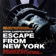 Escape From New York | CD
