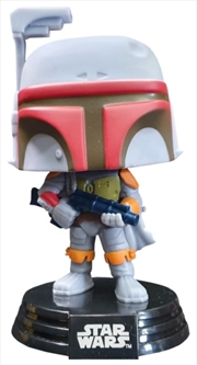 Star Wars - Boba Fett Vintage US Exclusive Pop! Vinyl [RS] | Pop Vinyl