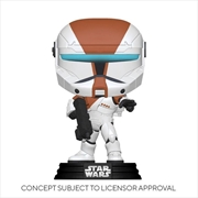 Star Wars: Republic Commando - Boss Glow US Exclusive Pop! Vinyl [RS] | Pop Vinyl