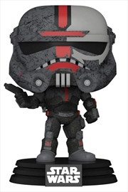 Star Wars: Bad Batch - Hunter Pop! Vinyl | Pop Vinyl