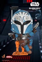Star Wars: The Mandalorian - Bo-Katan Kryze Cosbaby | Merchandise