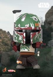 Star Wars: The Mandalorian - Boba Fett Cosbaby | Merchandise