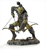 The Lord of the Rings - Orc Archer 1:10 Scale Statue | Merchandise
