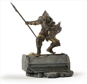 The Lord of the Rings - Orc Armored 1:10 Scale Statue | Merchandise