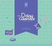 BTS - Festa D Day Calendar (CELEBRATION OF THE 8TH ANNIVERSARY) | Merchandise