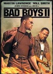 Bad Boys 2   DVD