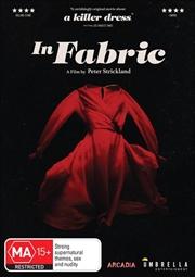 In Fabric | DVD
