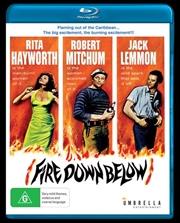 Fire Down Below | Blu-ray