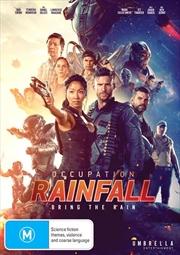 Occupation - Rainfall | DVD