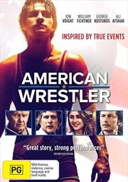 American Wrestler | DVD