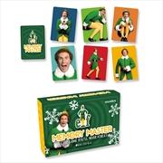 Memory Master Card Game - Elf Edition | Merchandise