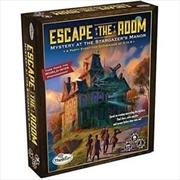 Escape Room - Stargazers Manor | Merchandise