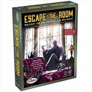 Escape Room - Dr Gravely's Retreat | Merchandise