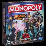 Monopoly - Jurassic Park Edition | Merchandise