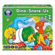 Dino Snore Us | Merchandise