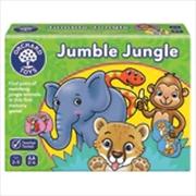 Jumble Jungle | Merchandise