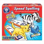 Speed Spelling | Merchandise