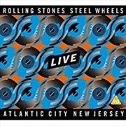 Steel Wheels Live - Atlantic City | CD