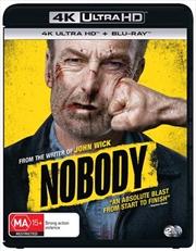 Nobody | Blu-ray + UHD | UHD