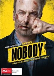 Nobody | DVD
