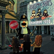 Freeze Live In Europe 2020 | CD