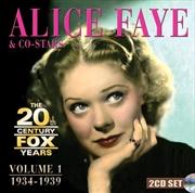 20th Century Fox Years Vol 1 - 1934-1939 | CD