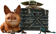 Star Wars: The Mandalorian - Grogu 1:6 Scale Action Figure Set | Merchandise