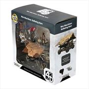 WizKids - 4D War Machines: Battering Ram | Games