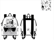 Loungefly - Mickey Mouse - Steamboat Willie Music Cruise Mini Backpack   Apparel