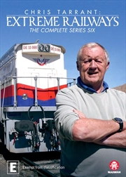 Chris Tarrant's Extreme Railways - Series 6 | DVD