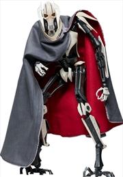 Star Wars - General Grievous 1:6 Scale Action Figure   Merchandise