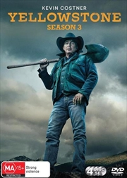 Yellowstone - Season 3 | DVD