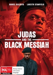 Judas And The Black Messiah | DVD
